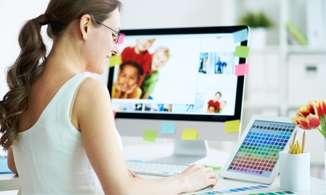 1, 2 o 3 cursos de 60 horas a elegir entre Ilustrator, InDesign o Photoshop desde 4,99 € Oferta en Groupon