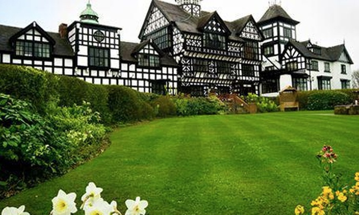 Wild Boar Country House Hotel - Cheshire: Cheshire: 1 to 3 Night Stay For Two With Breakfast from £69 at The Wild Boar