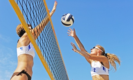 $25 for Entry to Bump Volleyball Club ($50 Value)