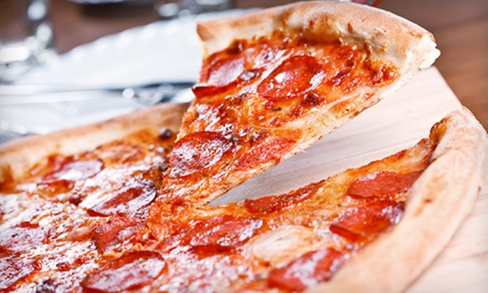 Pepperoni Express - Multiple Locations: $15 for $30 Worth of Pizza and Italian Food at Pepperoni Express