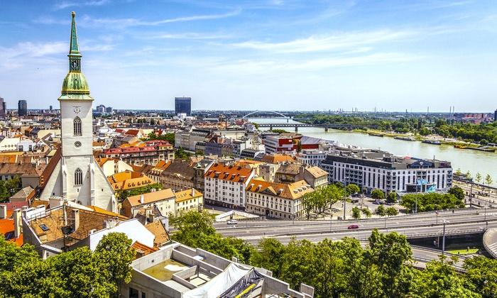 אופיר טורס: בודפשט, וינה, פראג וברטיסלבה: טיול מאורגן בן 7 ימים מלאים, כולל טיסות, מלונות, ארוחות בוקר, מדריך וסיורים, מ-$699לאדם!