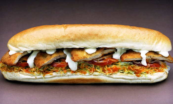 Mike's Subs - Kenmore: $7 for $15 Worth of Subs and Casual Fare at Mike's Subs in Kenmore