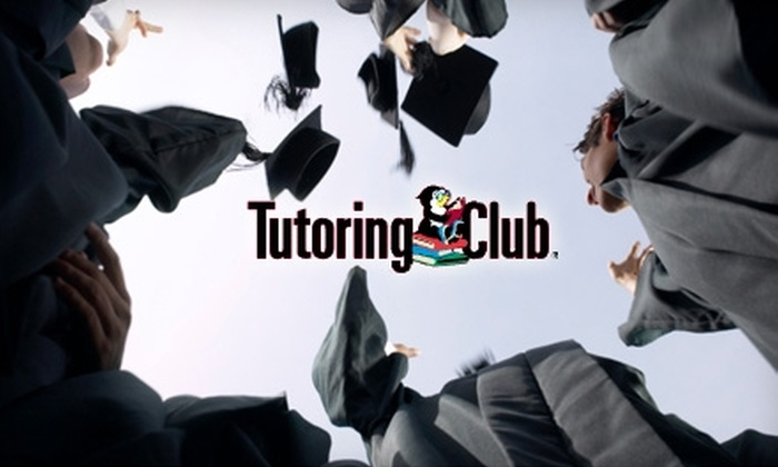 Tutoring Club - Beaumont Residential: $35 for Two One-Hour Tutoring Sessions at Tutoring Club (Up to an $80 Value)