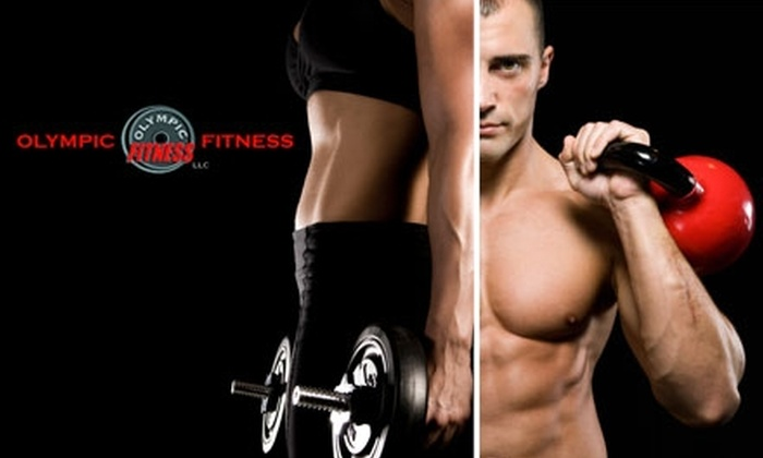 Olympic Fitness - North Bethesda: $99 for Six Half-Hour Personal Training Sessions from Olympic Fitness ($270 Value)