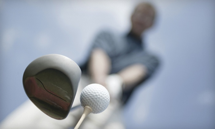 The Driving Range at Leo J. Martin Golf Course - Weston: $25 for Four Large Buckets of Range Balls at Leo J. Martin Golf Course in Weston ($52 Value)