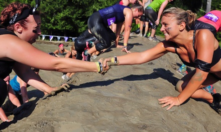 $69 for Entry to Mudderella Slippery Rock on Saturday, September 12 ($111.13 Value)