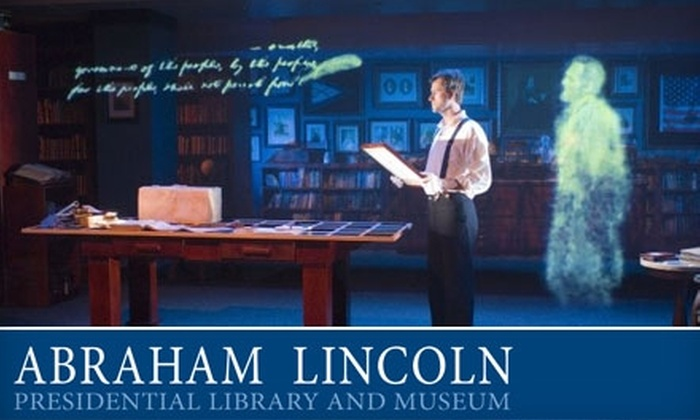 Abraham Lincoln Presidential Museum - Downtown Springfield: Half Off Admission to the Abraham Lincoln Presidential Museum. Choose from Two Options.