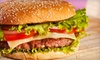 Hamburger Patties - Sacramento: $10 for $20 Worth of Grill Fare at Hamburger Patties