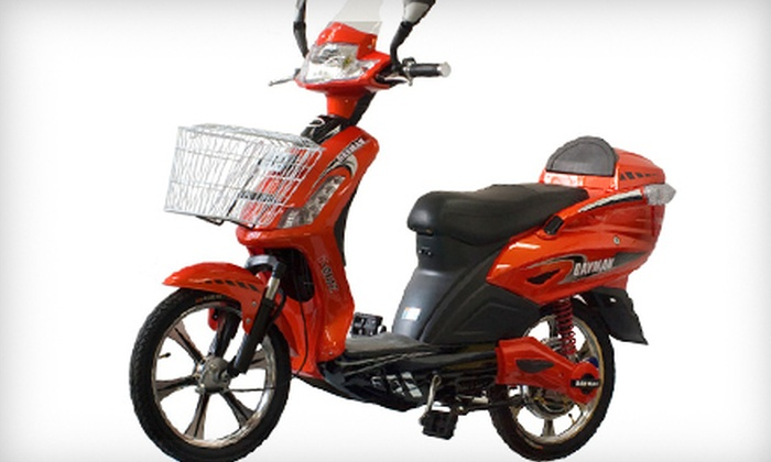 Daymak - Jane and Finch: $849 for a Monaco Scooter with Assembly and Inspection at Daymak ($1,238 Value)