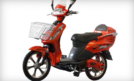 Daymak: 1 Monaco E-Bike Package (a $1238 value) - Daymak in Toronto