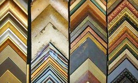 $50 Groupon to Four Corners Framing Company - Four Corners Framing Company in Holland