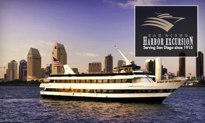 San Diego Harbor Excursion - San Diego: $12 for a Two-Hour Narrated Tour from San Diego Harbor Excursion (Up to $25 Value)