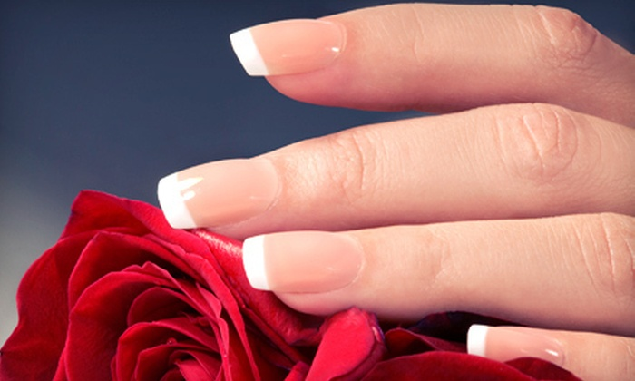 Young Image Spa - Castro Valley: One or Three Manicures from Alexandria Mendez at Young Image Spa in Castro Valley (Up to 56% Off)