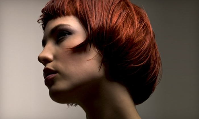 Kyle Mathis Hairdressing - Wilshire Montana: $99 for Haircut, Style, and Partial Highlights at Kyle Mathis Hairdressing in Santa Monica ($210 Value)