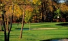 Silver Spring Golf and Banquet Center - Menomonee Falls: $29 for a Frequent Player Program Membership at Silver Spring Golf and Banquet Center in Menomonee Falls ($59.95 Value)