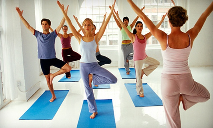 Epic Power Yoga - Phoenixville: 10 or 15 Classes at Epic Power Yoga in Phoenixville (Up to 79% Off)