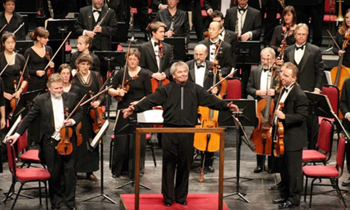 Ottawa Symphony Orchestra - Byward Market - Parliament Hill: Two Tickets to See the Ottawa Symphony Orchestra at the National Arts Centre on November 7 at 8 p.m. (Up to $88 Value)