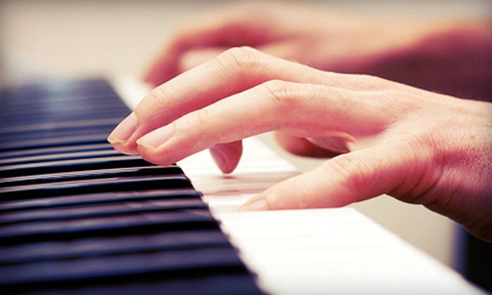 David Schuman Piano Lessons - Ventura County: $49 for Four 30-Minute Private Piano Lessons with David Schuman ($120 Value)