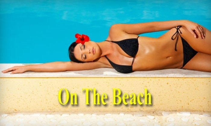 On The Beach - Valley Village: Skincare Treatments at On the Beach in Toluca Lake. Choose Between Two Options.