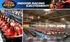 53% Off Indoor Go-Kart Racing at K1 Speed