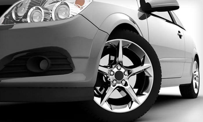 Deciga's Extreme Auto Clean  - Grandville: 69 for a Full-Service Detail at Deciga's Extreme Auto Clean in Grandville ($199 Value)