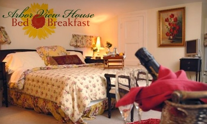 Arbor View House Bed and Breakfast - Southold: One-Night or Two-Night Stay at Arbor View House Bed and Breakfast in East Marion. Choose Between Two Options.