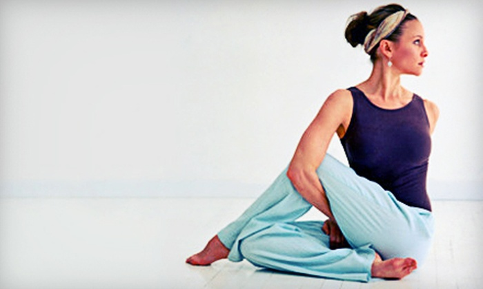 Rasa Yoga Shala - West End: 10 Yoga Classes or One Month of Unlimited Yoga Classes at Rasa Yoga Shala in West Hartford (Up to 76% Off)