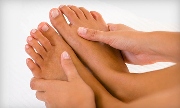 Laser Nail Therapy Clinic - Multiple Locations: Laser Nail-Fungus Treatment for One Foot or One Hand at Laser Nail Therapy Clinic (67% Off)