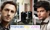 FrancesRay Jules Salon - Downtown: $35 Men's Haircut and Manicure at FrancesRay Jules Salon