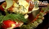 Nawab Indian Cuisine (Virginia Beach) - Multiple Locations: $15 for $30 Worth of Fare and Wine at Nawab Indian Cuisine