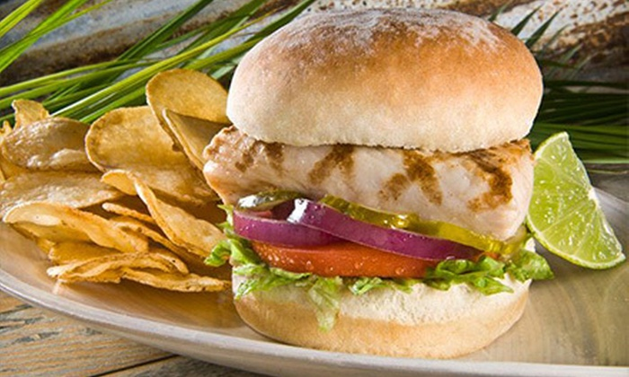 Hurricane Grill & Wings - Fleming Island: $8 for $16 Worth of Casual American Food at Hurricane Grill & Wings
