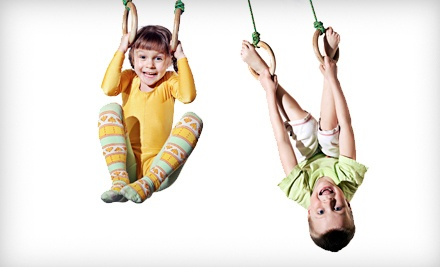 Five Open Jump Passes (a $100 value) - Kristi's Tumbling and Trampoline in Liberty Township