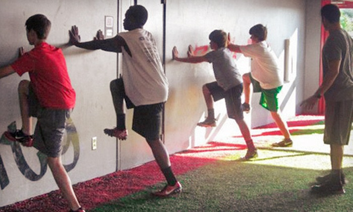 D1 Sports Training and Therapy - D1 Chattanooga: $59 for One Month of Unlimited Youth Sports Training at D1 Sports Training and Therapy (Up to $200 Value)