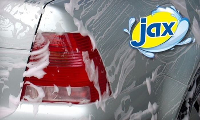 Jax Kar Wash: $20 for Three Basic Full-Service Car Washes or Three Exterior Works Plus Packages (Up to $41.97 Value)