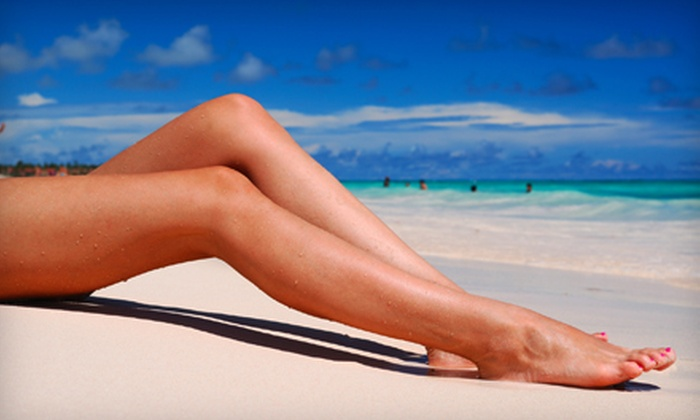 2nd to Sun - Nor Este: One Month of Unlimited Tanning, Two Spray Tans, or 12 Red-Light-Therapy Sessions at 2nd to Sun