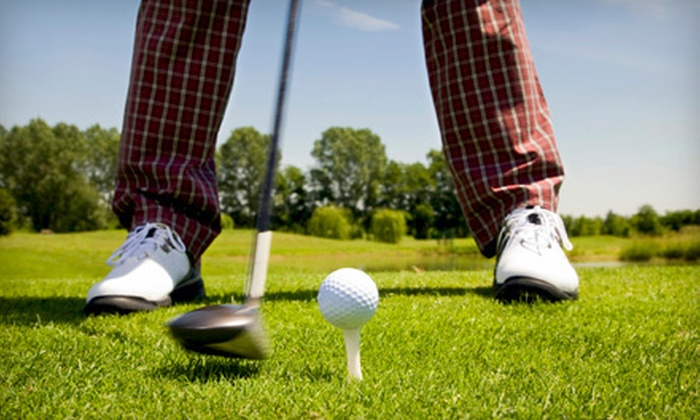 Hickory Knob State Resort Park Golf Course - Mount Carmel: Golf Outings at Hickory Knob State Resort Park Golf Course in McCormick (Up to 61% Off). Three Options Available.