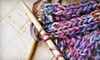 Zoe Zeynep - Melrose: Knitting Class for One or Two at Zoe Zeynep (Up to 51% Off)