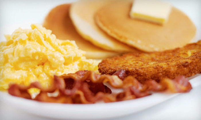 Goody's Cafe - Multiple Locations: $10 for Eclectic American Dinner for Two at Goody's Cafe (Up to $21.98 Value)