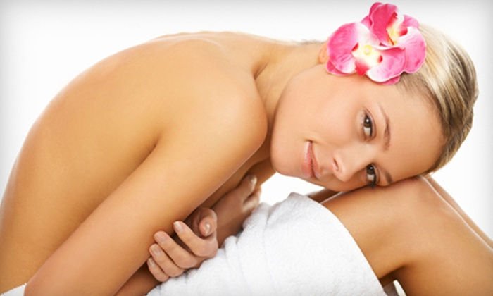 Kindred Spirits Massage - Arapaho: Massage and Back Scrub or Foot Soak and Leg Massage at Kindred Spirits Massage in Richardson