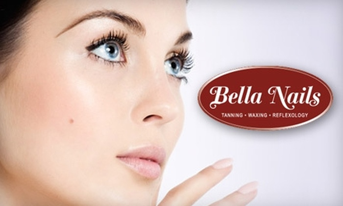 Bella Nails - Belmont: Manicure or Facial at Bella Nails in Belmont. Choose from Two Options.