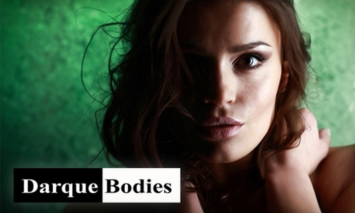 Darque Bodies - Greenfield: $20 for $40 Worth of UV- and Spray-Tanning Services at Darque Bodies in Greenfield
