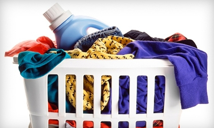 Sunshine Laundry & Tanning - Iowa City: $20 for $40 Worth of Laundry Services at Sunshine Laundry & Tanning