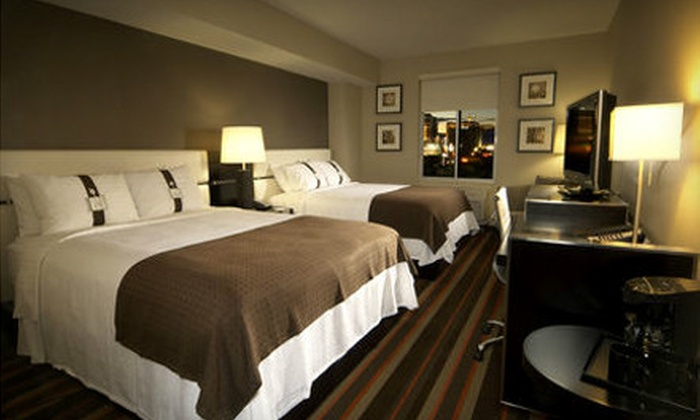 Holiday Inn Las Vegas Flamingo at Paradise - Paradise: Two-Night Weekday or Weekend Stay in a Standard Room at Holiday Inn Las Vegas Flamingo at Paradise (Up to 54% Off)