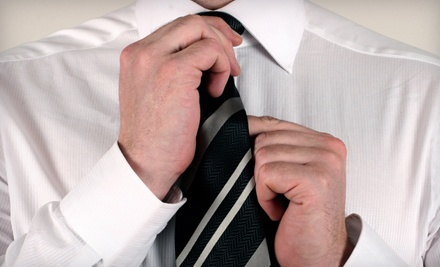 $20 Worth of Dry Cleaning Services  - Park Plaza Cleaners in Broken Arrow