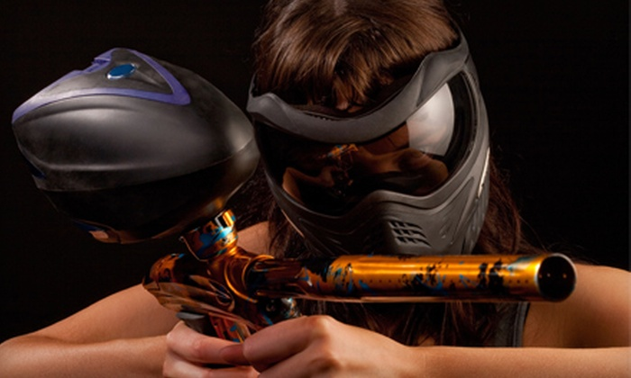 Vendetta Paintball - West Nyack: Paintball Experience for Two, Four, or Eight People at Vendetta Paintball in West Nyack