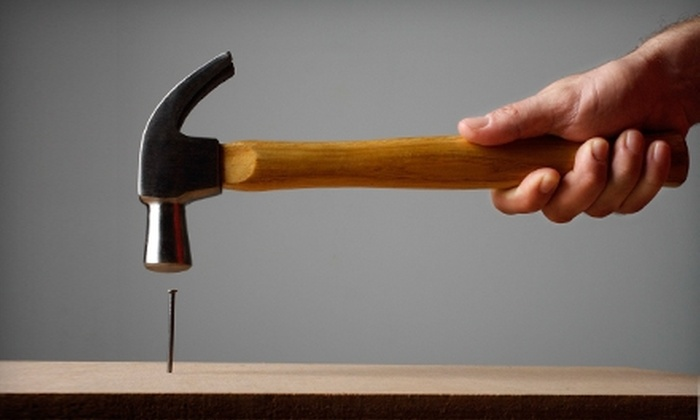 Dan's Handyman Services - Loop: $79 for Two Hours of Handyman Services from Dan's Handyman Services ($164 Value)