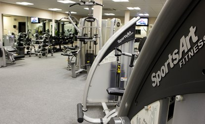image for One-Month Gym Membership For One (£9.90) or Two (£18.90) at Impact Health and Fitness