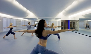 Yoga Deva: Five Classes or One Month of Unlimited Classes at Yoga Deva (Up to 70% Off)