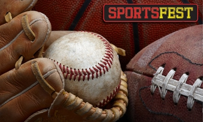 104.5 The Zone's SportsFest 2011 - Downtown Nashville: $10 for Four Tickets to 104.5 The Zone's SportsFest 2011 ($20 Value)