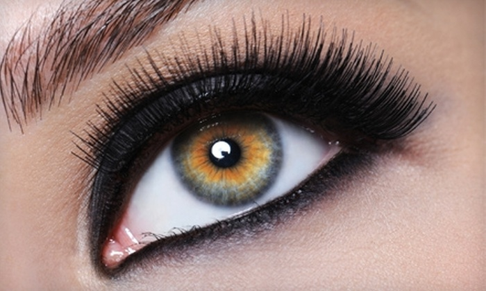 Hazel Lee at J Boutique Salon & Spa - Honolulu: $60 for a Full Set of Eyelash Extensions and One Touchup Session from Hazel Lee at J Boutique Salon & Spa (Up to $140 Value)
